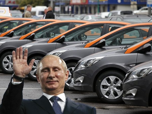 Компании проката автомобилей смогут выжить в условиях карантина в стране