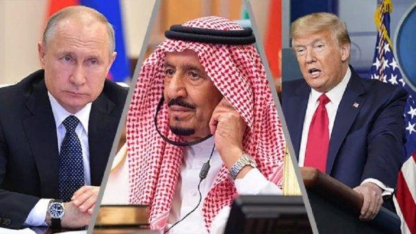 Саудовская Аравия будет возмещать «репарации проигравшего» России