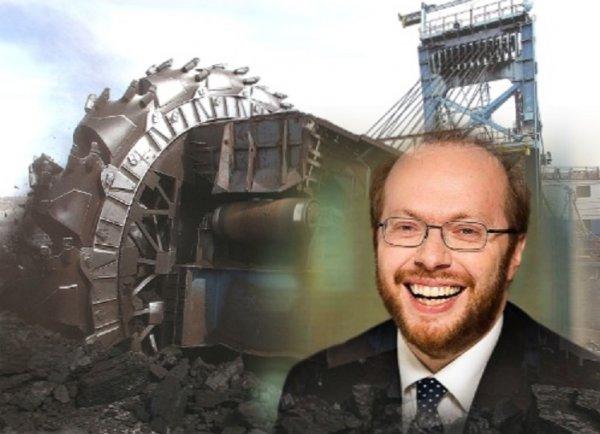 Наследника Солженицына назначили главой угольной компании России