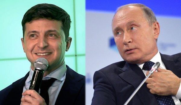 Зеленский назвал неизбежным грядущий диалог с Путиным