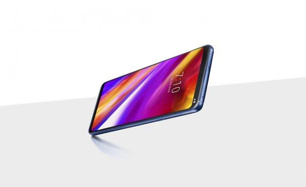 Компания LG презентовала «неубиваемый» смартфон Q61 с квадрокамерой