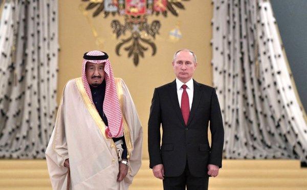 СМИ: Россию ожидает новая ценовая война с Саудовской Аравией
