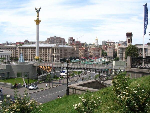 Украинский телеканал «1+1» транслировал карту Украины без Крыма