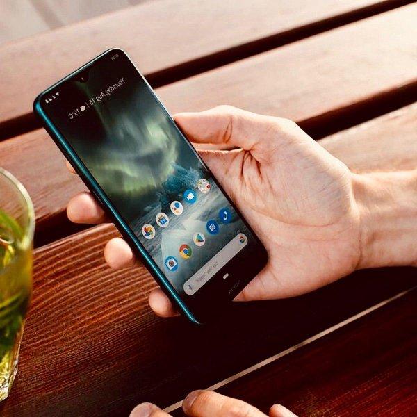 В России запустили продажу бюджетного смартфона Nokia 5.3