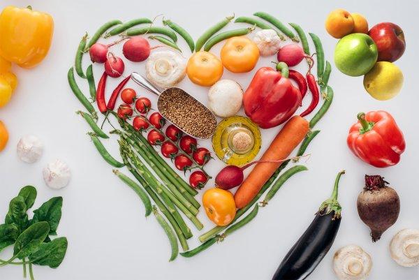 Американские врачи создали диету для здоровья сердца