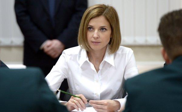 Поклонская обратилась в ООН из-за риска гуманитарной катастрофы в Крыму