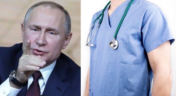 Путин обязал Минздрав возобновить оказание плановой медпомощи