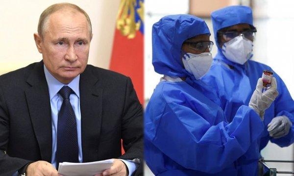 Путин подтвердил стабилизацию ситуации с коронавирусом в России
