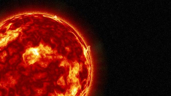 Вспышка на Солнце стала причиной прироста силы 25 солнечного цикла