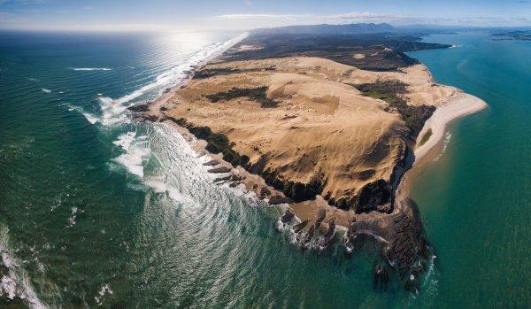 Учёные из Канады обнаружили «дремлющий» пузырь с лавой под Новой Зеландией
