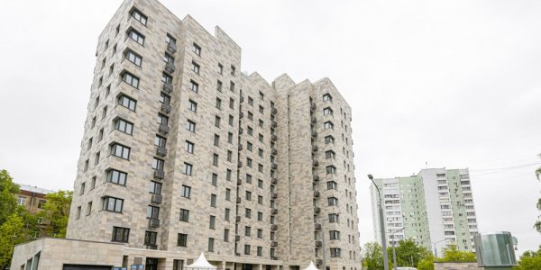 Собянин проверил стартовый дом программы реновации в Ростокино