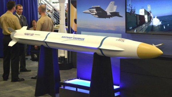 В США прошли первые испытания уничтожающих системы ПВО ракет