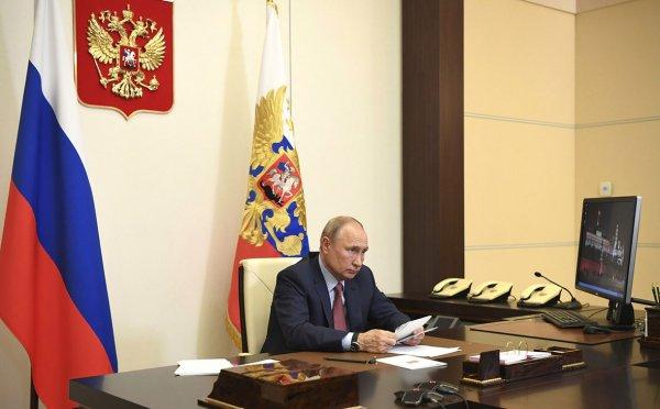 Путин поручил создать национальную систему генетической информации