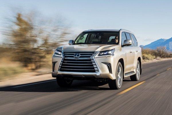 Течь форсунок и поломки электрики: Эксперт рассказала о «болезнях» Lexus LX