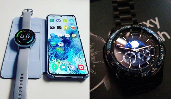 Смарт-часы Galaxy Watch 3 выйдут вслед за первой версией Galaxy Watch