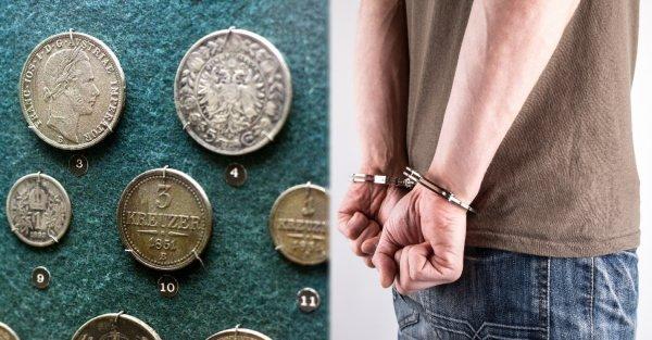 В Саратове мужчина отдал 250 тысяч рублей за поддельные «царские монеты»
