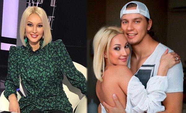 Кудрявцева трогательно поздравила мужа с медной свадьбой
