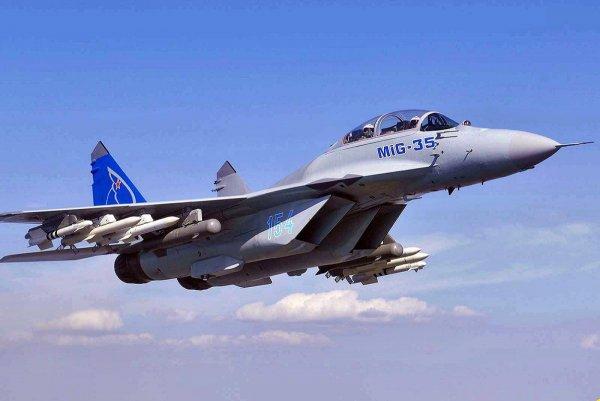 Истребитель МиГ-35 оснастят новым вооружением и голосовым помощником «Рита»
