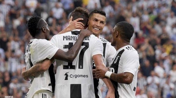 «Ювентус» не смог обыграть «Милан», но в 19 раз вышел в финал Кубка Италии