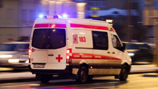 В Кузбассе задержан мотоциклист, скрывшийся с места ДТП