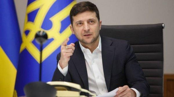 В Киеве устроили митинг с требованием отставки Зеленского