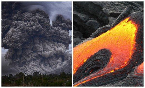 Ученые считают, что в Китае проснулся потухший вулкан