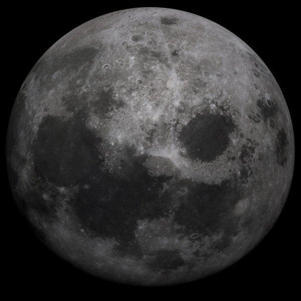 Бурение сквозной дыры через Луну займет 1300 лет