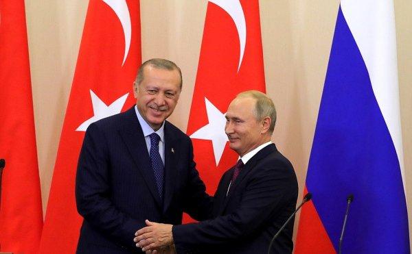Турецкая партия «Родина» выступает за признание Крыма российским