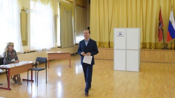 Дмитрий Медведев: Качество президентской республики обеспечивает существование России