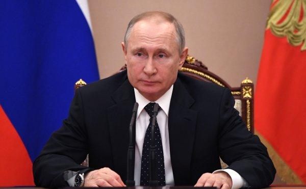 Путин перед голосованием может обратиться к россиянам