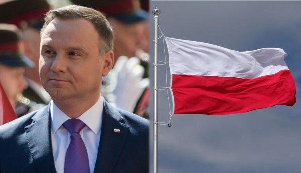 Дуда набрал 43% голосов в первом туре президентских выборов в Польше