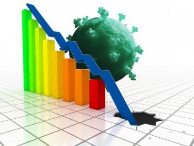 МВФ прогнозирует значительное падение ВВП России