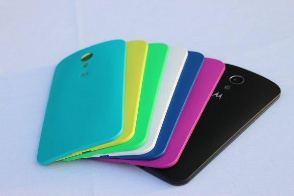 Motorola выпустит смартфон с поддержкой 5G