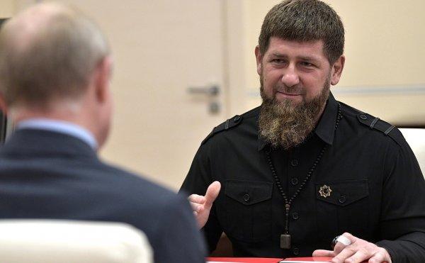 Песков ответил Кадырову на предложение о «пожизненном президентстве» Путина