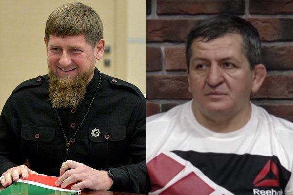 Кадыров рассказал о смерти отца Хабиба Нурмагомедова