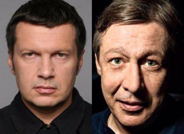 Соловьёв предрёк «условное» наказание Ефремову за смертельное ДТП