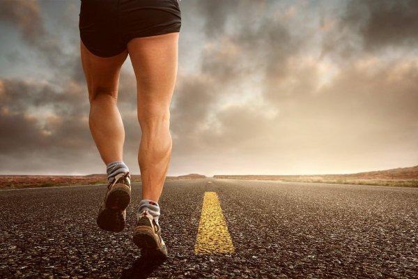 Учёные доказали возможность лечить язву желудка интенсивным бегом