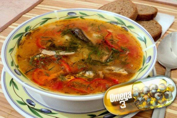 Уха из карпа названа лучшим супом для повышения Омега-3 в организме