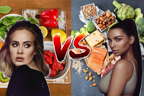Похудеть до 20 кг: Диетологи сравнили голливудские кето-диету и сирт-диету