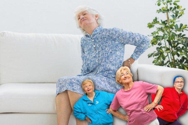 Тело нагнул — позвонок в норму вернул: Зарядка на диване избавит от радикулита за 3 вечера