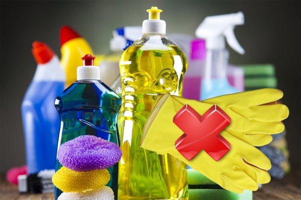Химическая угроза! Как защитить руки от бытовой химии, рассказала дерматолог
