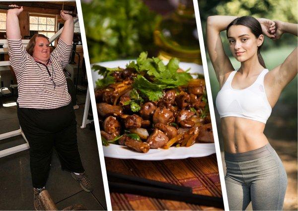 Куриная диета для стройного ответа: Как похудеть на 8 кг за неделю с помощью куриных сердец