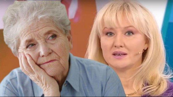 Делают умственно отсталыми в прямом эфире: Напарница Мясникова пыталась превратить бабушек в «мямлю»