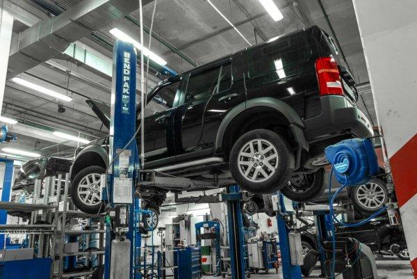Надежный ремонт Land Rover Discovery