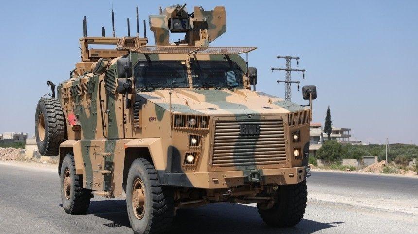 Российские военные провели учения для сирийских коллег рядом с линией фронта