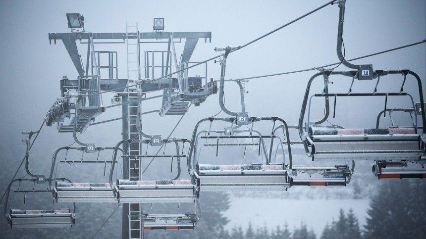 Туристы могут остаться без горнолыжных курортов в новогодние праздники