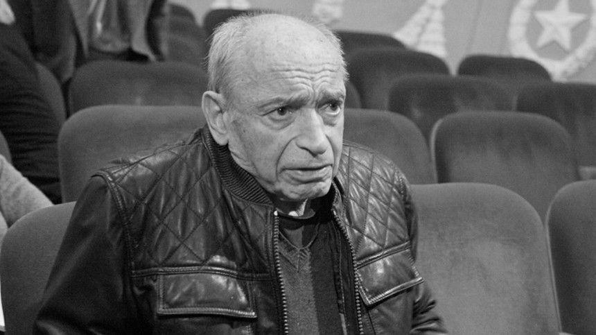 «Много страдал, много грешил»: Екатерина Васильева об ушедшем из жизни Гафте