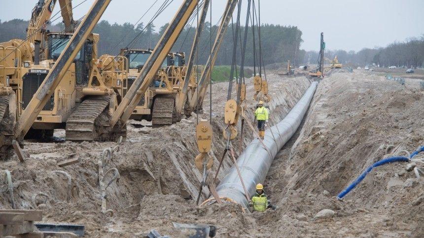 В США не верят в реализацию «Северного потока — 2»