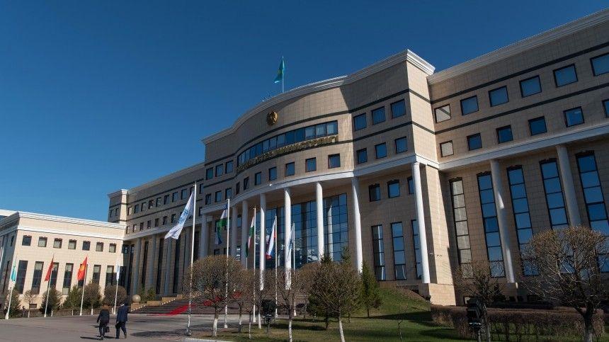 МИД Казахстана передал ноту России в связи с высказываниями депутата Госдумы