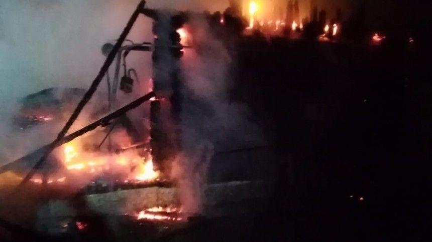 Список погибших и пострадавших при пожаре в пансионате в Башкирии